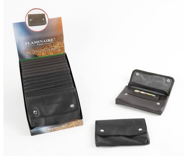 Busta Porta Tabacco FLAMINAIRE NEGRIL