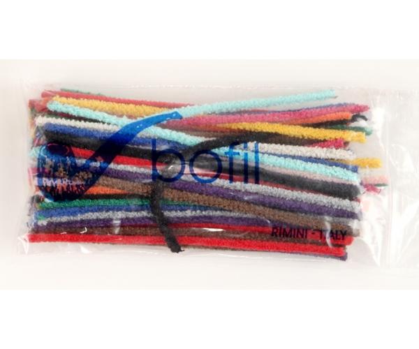Scovolini nettapipa BOFIL Colorati x 50