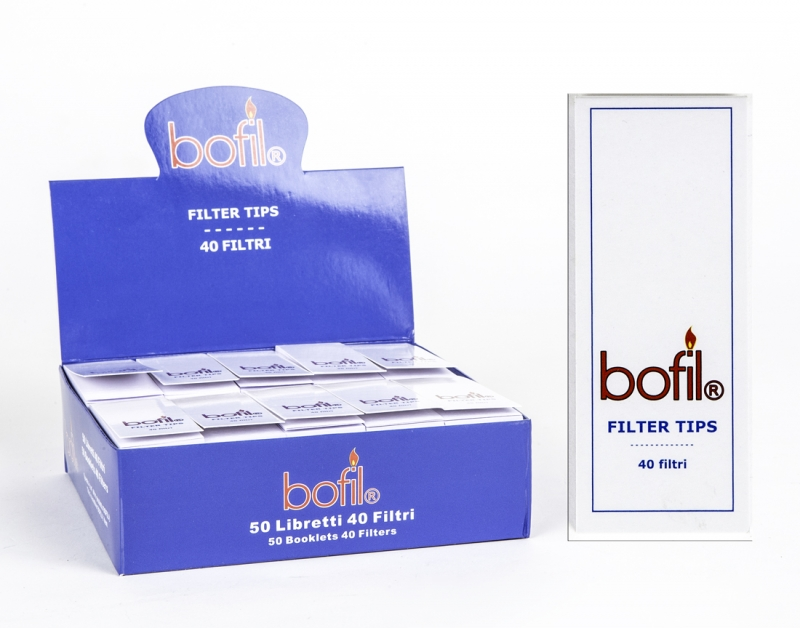 BOFIL Filtri Tips KS
