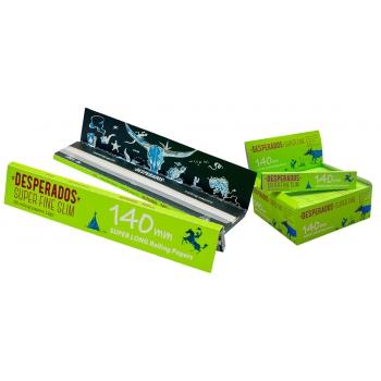 Cartine Superfine DESPERADOS KS Slim 140mm