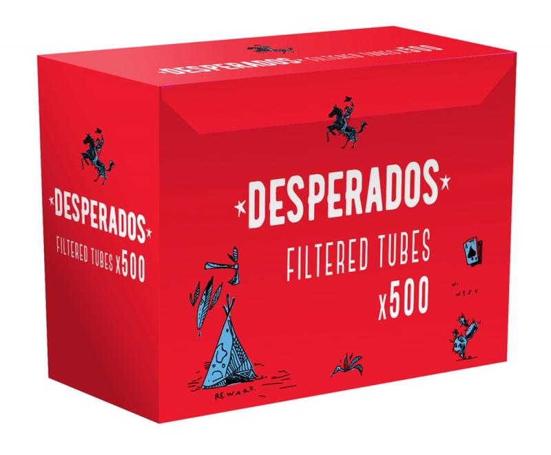 Tubetti Desperados x 500